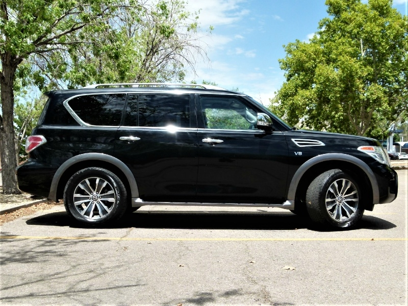 Nissan Armada 2019 price $35,000