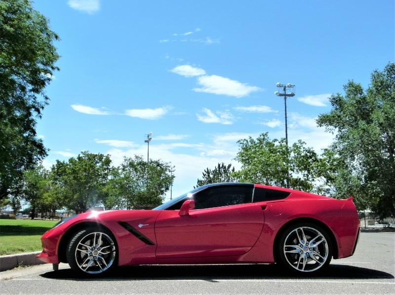 Chevrolet Corvette Stingray 2014 price $44,000