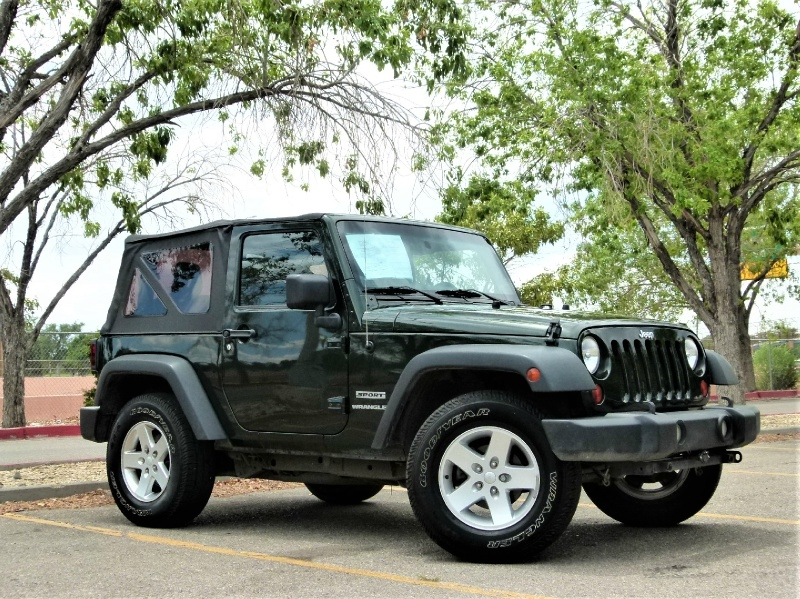 Jeep Wrangler 2011 price $16,600