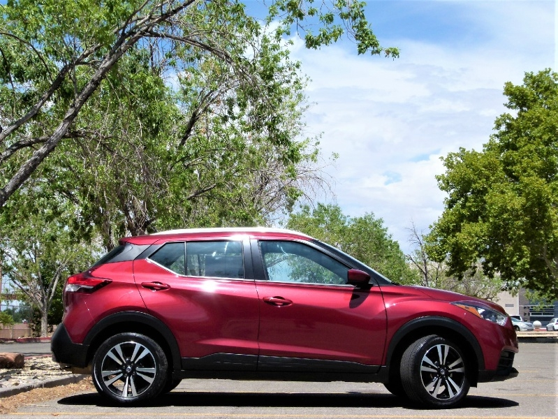 Nissan Kicks 2019 price $17,350