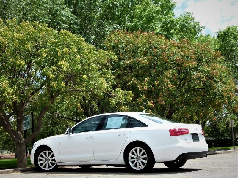 Audi A6 2013 price $11,800
