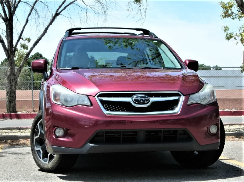Subaru XV Crosstrek 2014 price $12,600