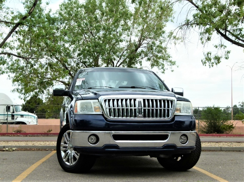 Lincoln Mark LT 2007 price $14,000