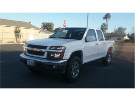 Chevrolet Colorado Crew Cab 2011