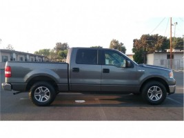 Ford F150 SuperCrew Cab 2007
