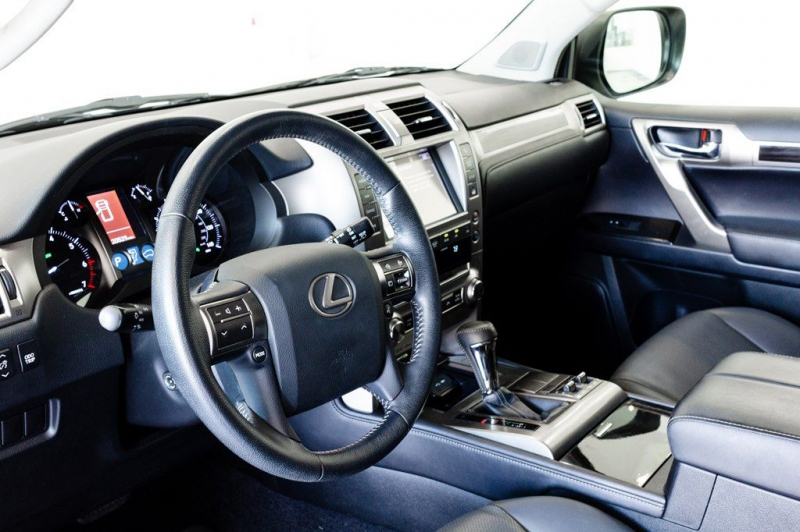 Lexus GX 2017 price $41,250