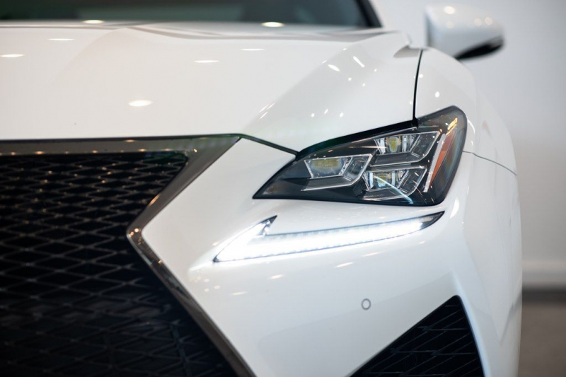 Lexus RC F 2017 price $52,775
