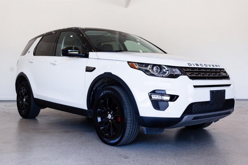Land Rover Discovery Sport 2016 price $29,250