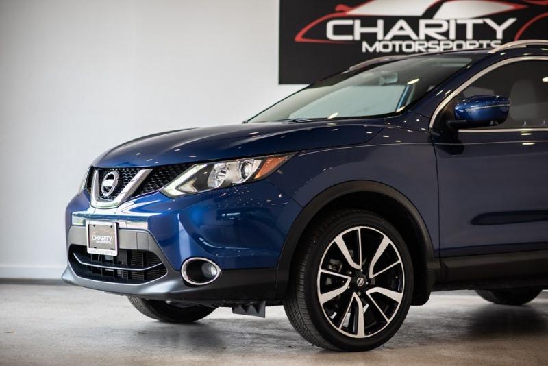 Nissan Rogue Sport 2017 price $20,795