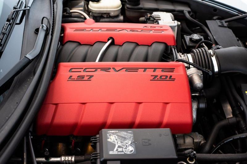 Chevrolet Corvette 2007 price $36,795