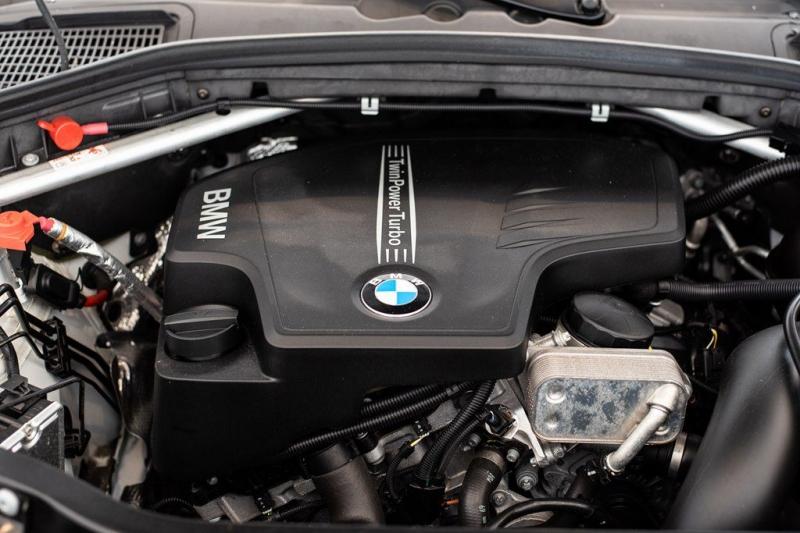 BMW X3 2016 price $29,575