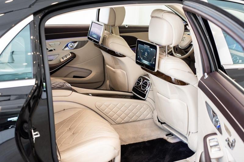 Mercedes-Benz S-Class 2016 price $89,995