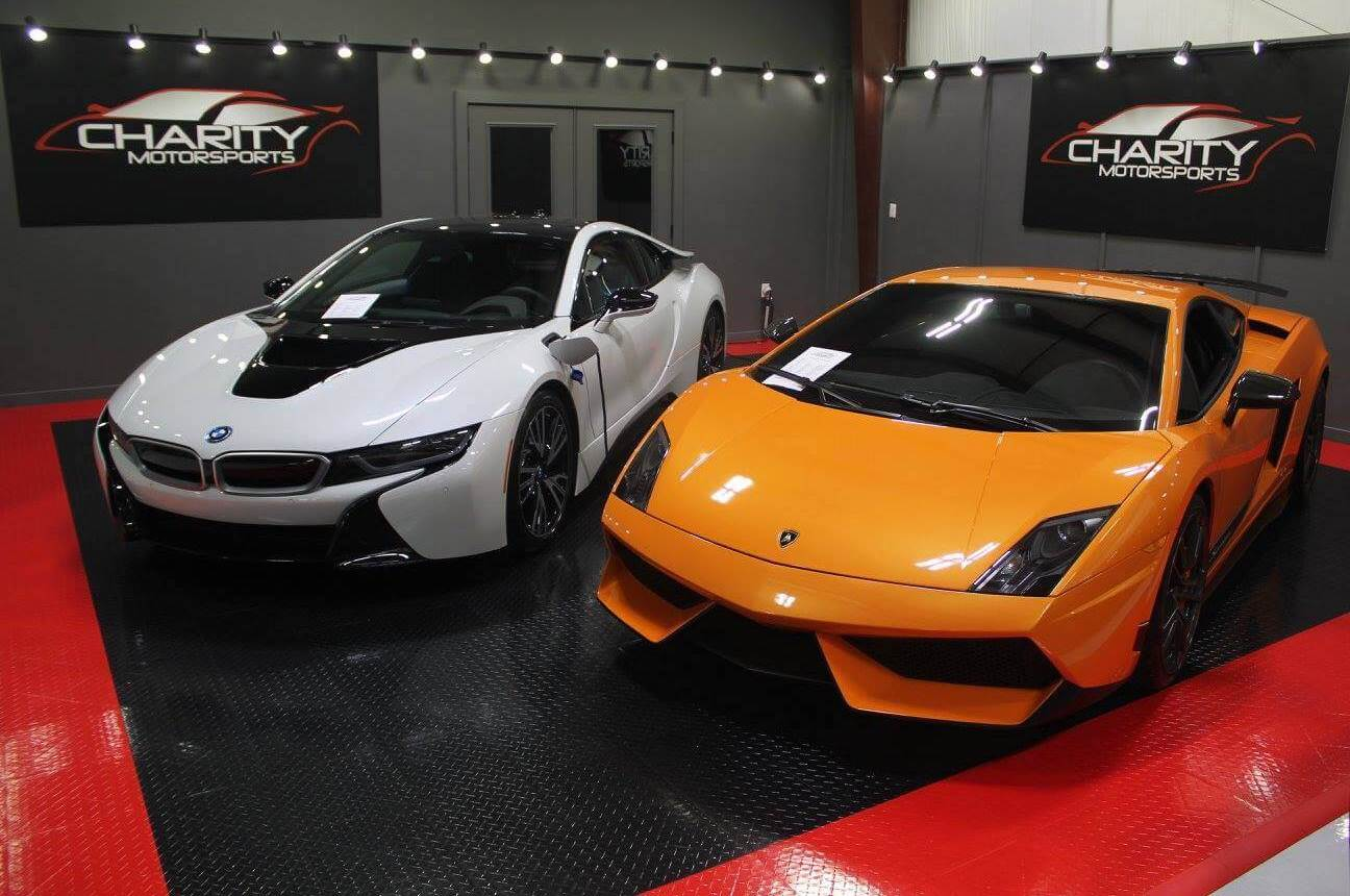 Luxury Used Cars at a Non-Profit Charitable Dealership in Austin Texas