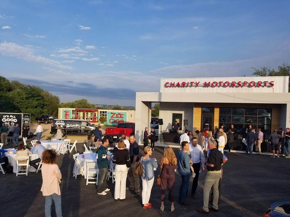 Charity Motorsports Fundraiser for Andy Roddick Foundation