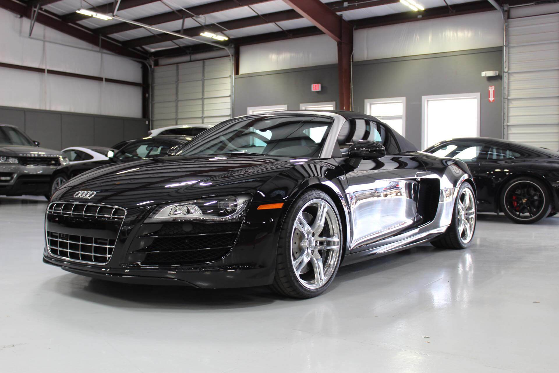 Luxury Used Car Trade-In in Austin Texas