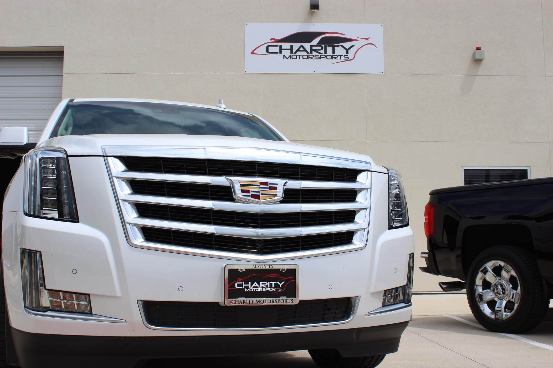 Luxury Used SUV Trade-In in Austin Texas