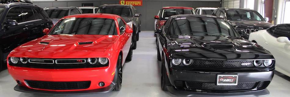 Luxury Used Cars in Austin Texas at Charity Motorsports