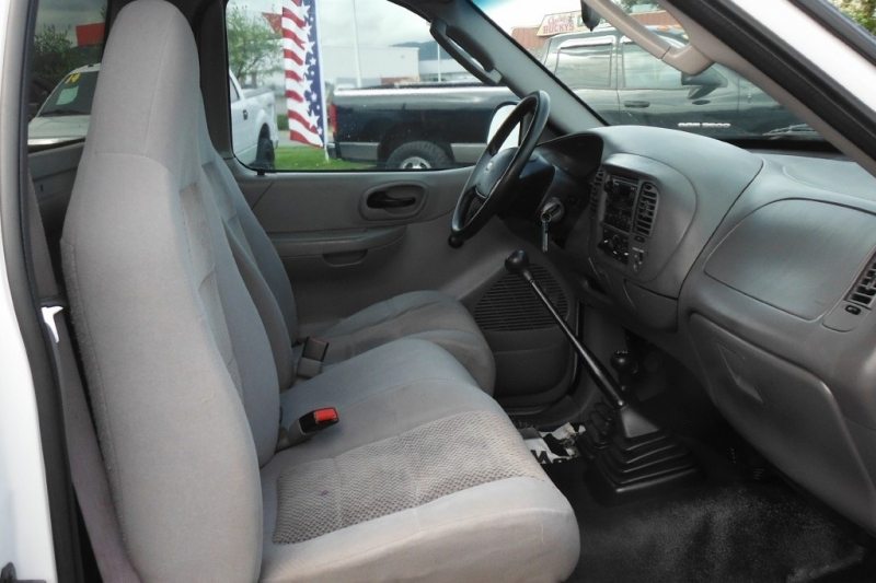 FORD F-150 HERITAGE 2004 price $7,987
