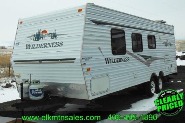 2004 FLEETWOOD WILDERNESS 250FQ