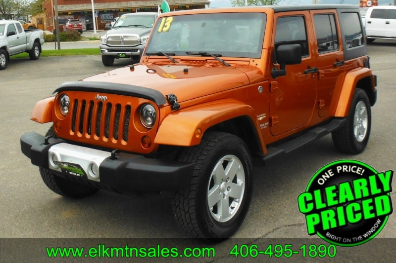 JEEP WRANGLER UNLIMITED 2011 price $22,763
