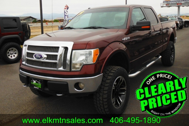 FORD F150 2009 price $19,987