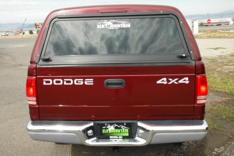DODGE DAKOTA 2001 price $6,287