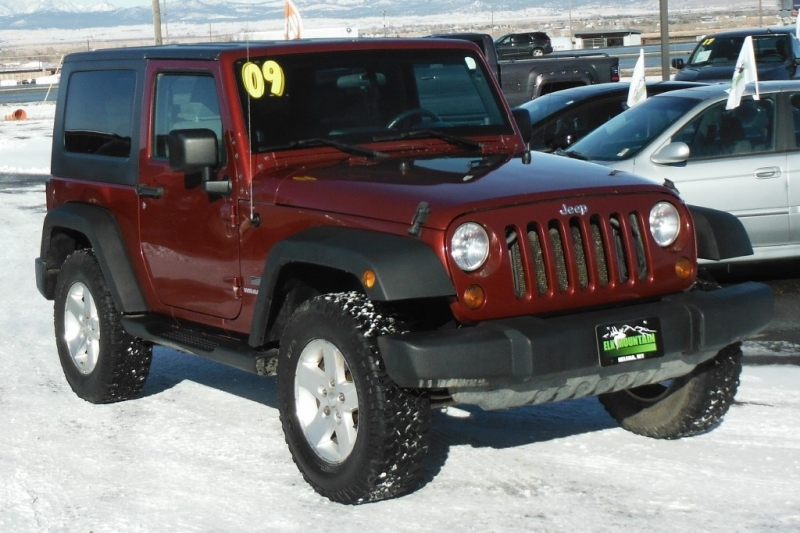 JEEP WRANGLER 2009 price $14,987
