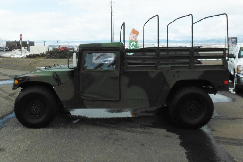 AM GENERAL HMMWV 1986 price $22,987