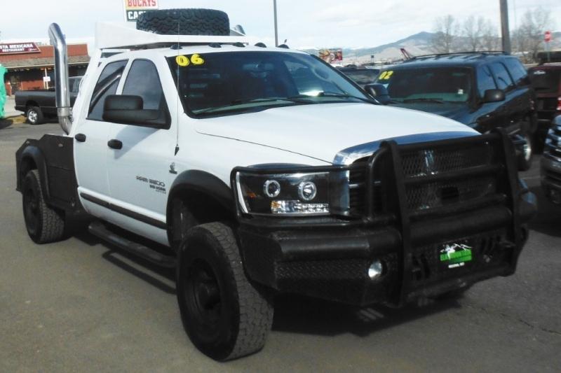 DODGE RAM 3500 2006 price $21,763