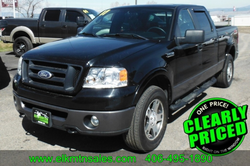 FORD F150 2007 price $11,987
