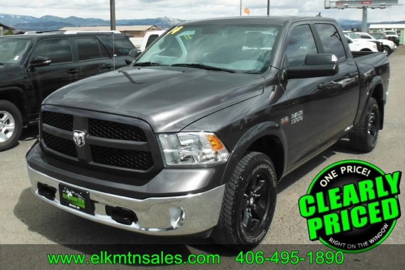 RAM 1500 2014 price $26,987