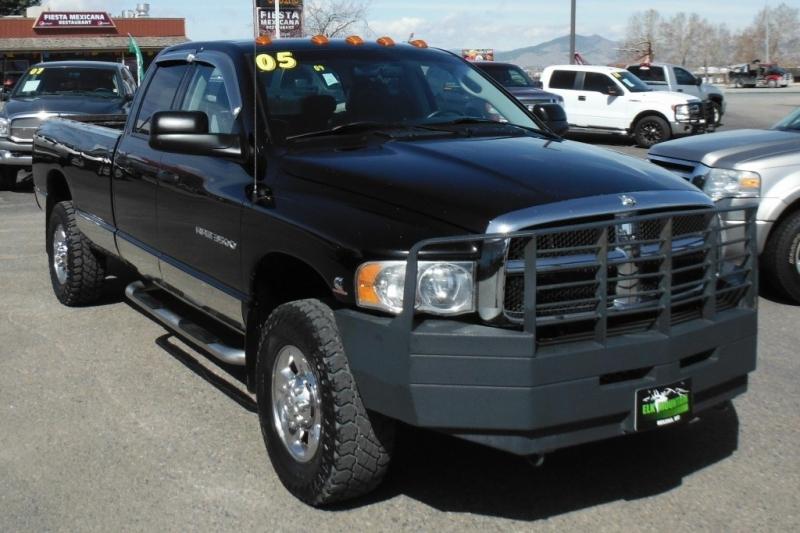 DODGE RAM 3500 2005 price $18,987