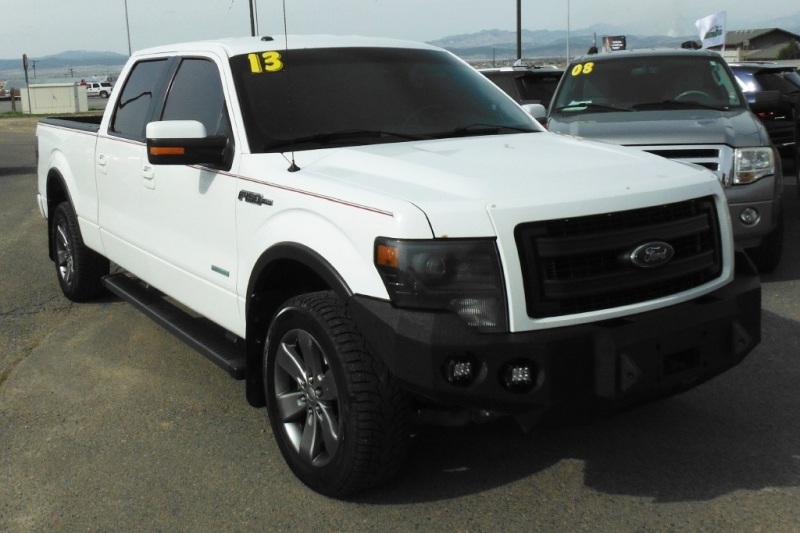 FORD F150 2013 price $21,987