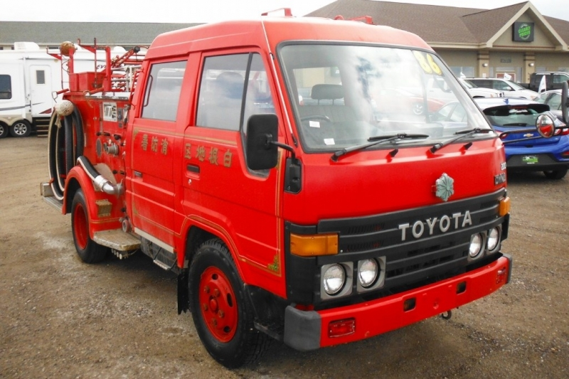 TOYOTA DYNA 1986 price $17,787