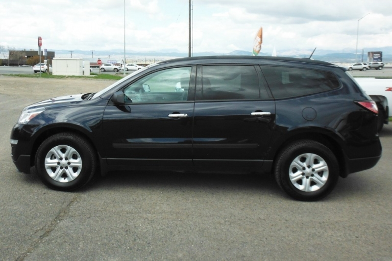 CHEVROLET TRAVERSE 2016 price $19,987
