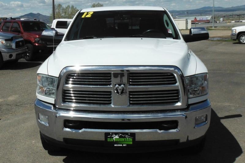 DODGE RAM 2500 2012 price $30,763