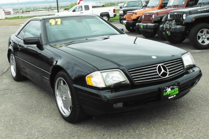 MERCEDES-BENZ SL 1997 price $6,783
