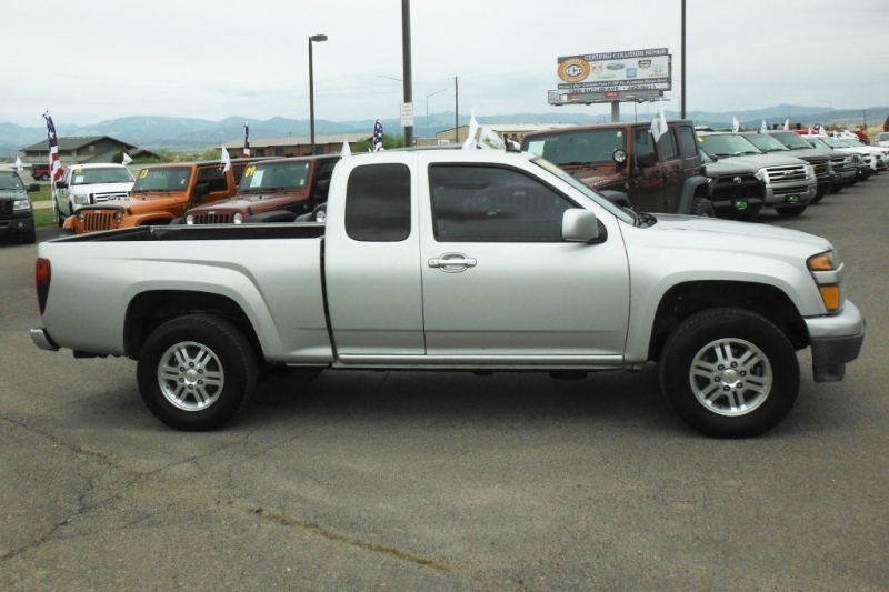 CHEVROLET COLORADO 2010 price $10,987