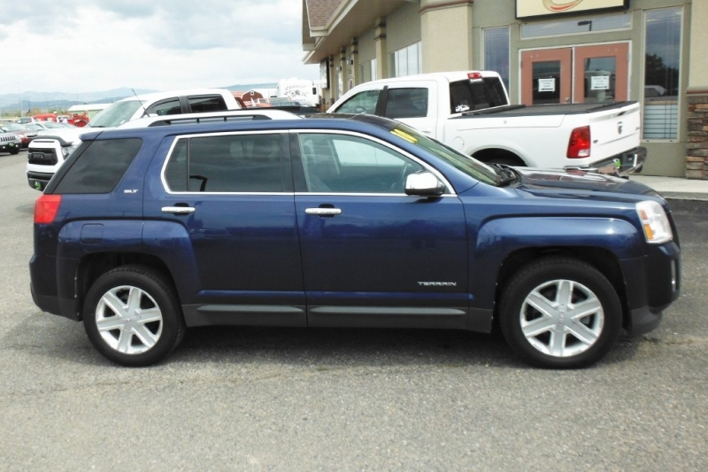 GMC TERRAIN 2010 price $10,987