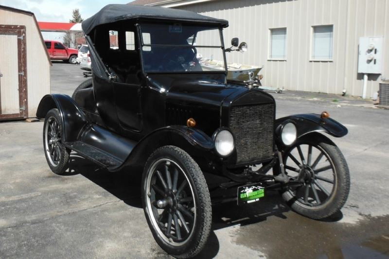 FORD MODEL T 1923 price $9,987