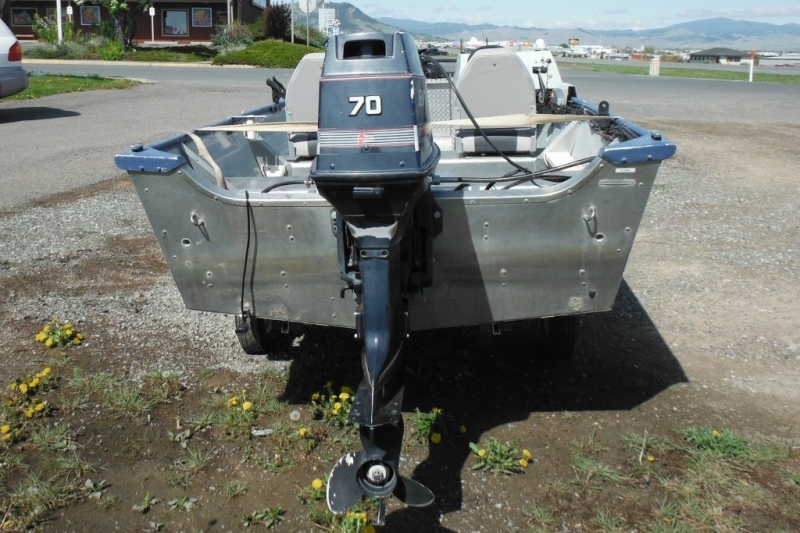LOWE LUNKER 16 FT 1988 price $3,000