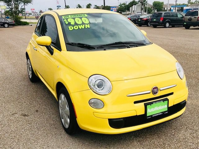 Fiat 500 2012 price $8995/$800 Down