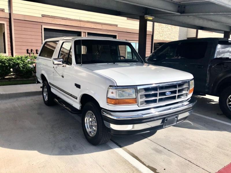 Ford BRONCO 1995 price 30,000 CASH