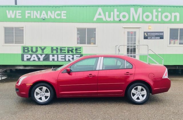 Ford Fusion 2006 price $8495/$900 Down