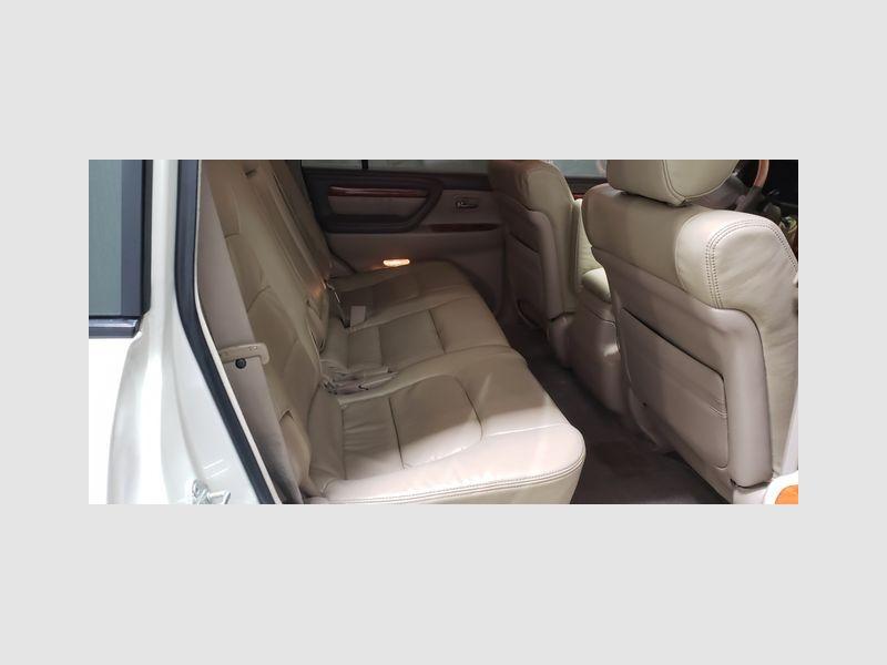 Lexus LX 470 2000 price $12,999