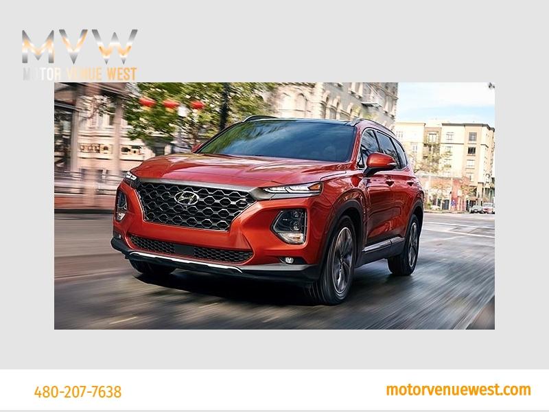 Hyundai Santa Fe 2019 price $19,999