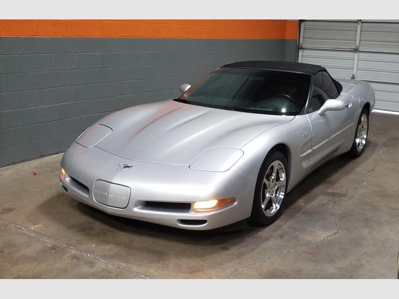 Chevrolet Corvette 2003 price $18,999