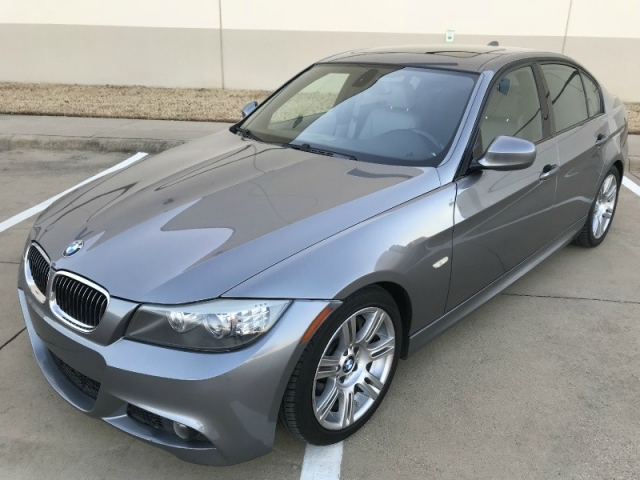 2009 Bmw 335i M Sport Package Loaded Inventory Aa Motors