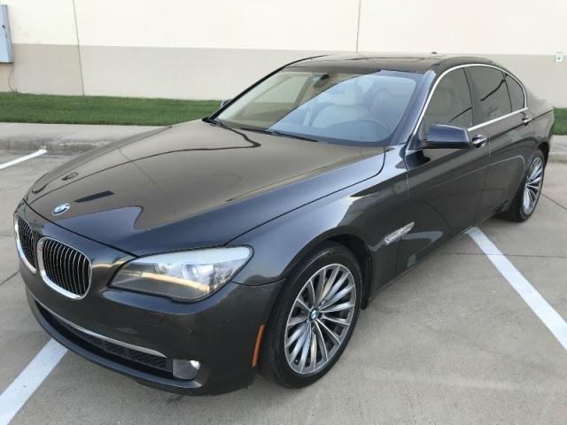 2011 BMW 7-Series