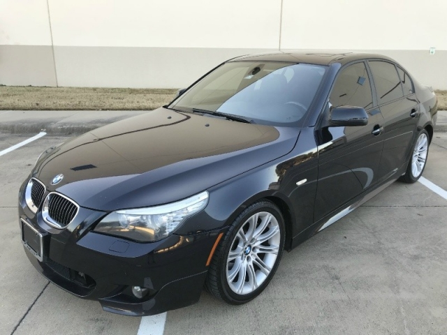 Bmw 535I M Sport >> 2010 Bmw 535i M Sport Package Inventory Aa Motors Auto